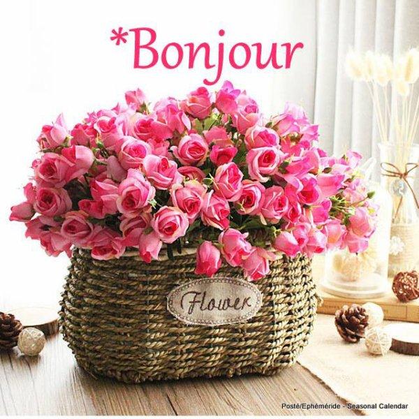 Bonjour Bonne Journée Les Créations De Marion Suite