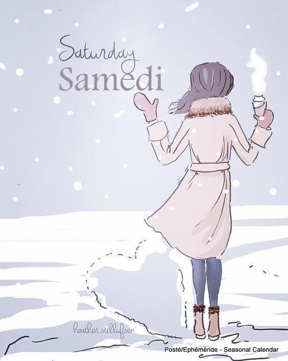 BON SAMEDI & BON WEEK-END !