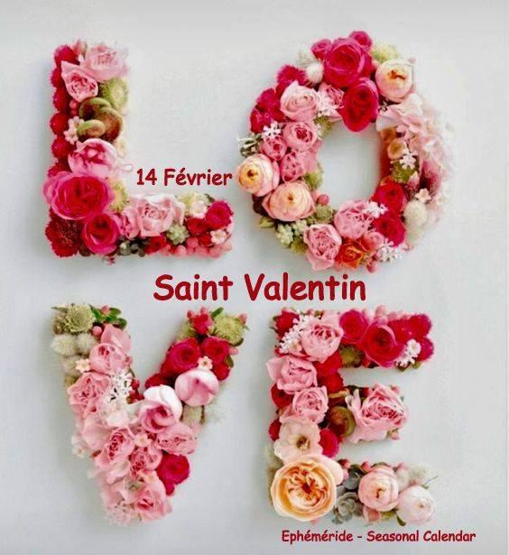 14 FÉVRIER ♥ JOYEUSE SAINT VALENTIN ♥