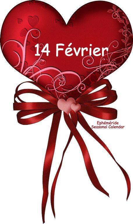 MERCREDI 14 FÉVRIER ♥