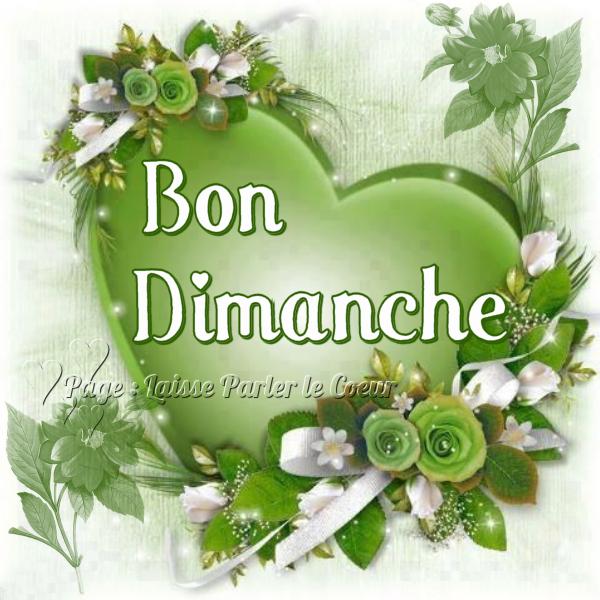 BON DIMANCHE 1er AVRIL !