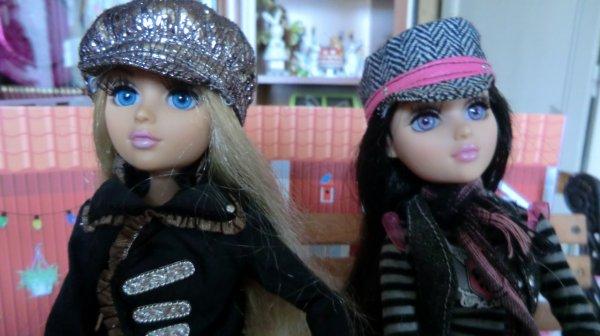 POUPÉES Moxie Teenz de Mga ♥ 37 cm ♥ achetées pour ma fille Marlène ♥ 1/3