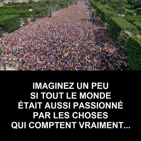 IMAGINEZ UN PEU...