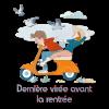 DERNIÈRE VIRÉE AVANT LA RENTRÉE...