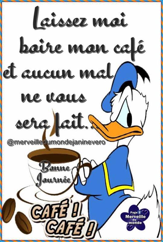 CAFÉ ! CAFÉ !