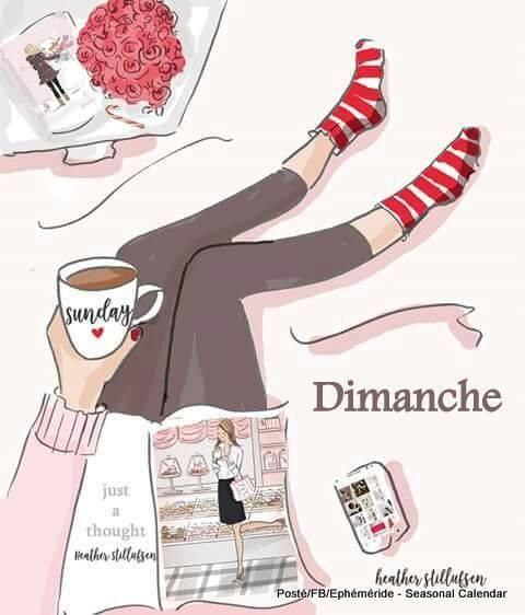 BON DIMANCHE 2 DÉCEMBRE...