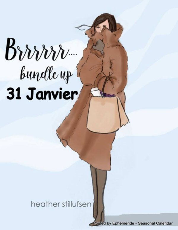 BON JEUDI... 31 JANVIER...