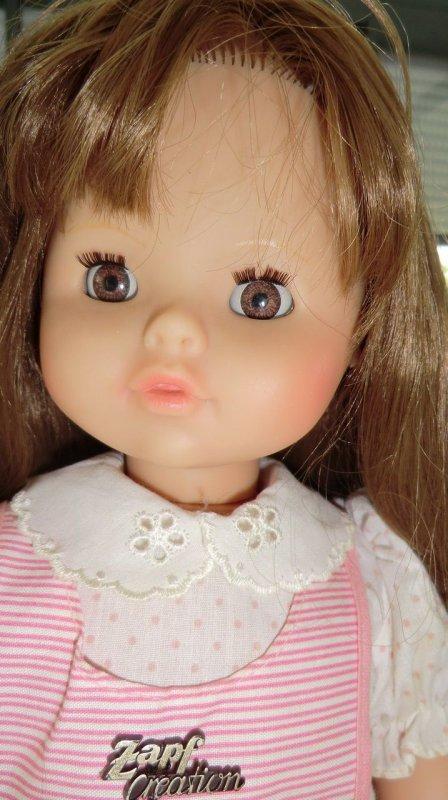 Reçue ce jour une belle poupée Tina - Zapf Création - de 1980 ♥  2/2