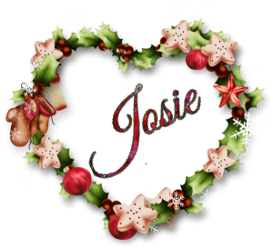 MERCI BEAUCOUP JOSIE POUR CES BEAUX MONTAGES ♥ POUR TOI ♥