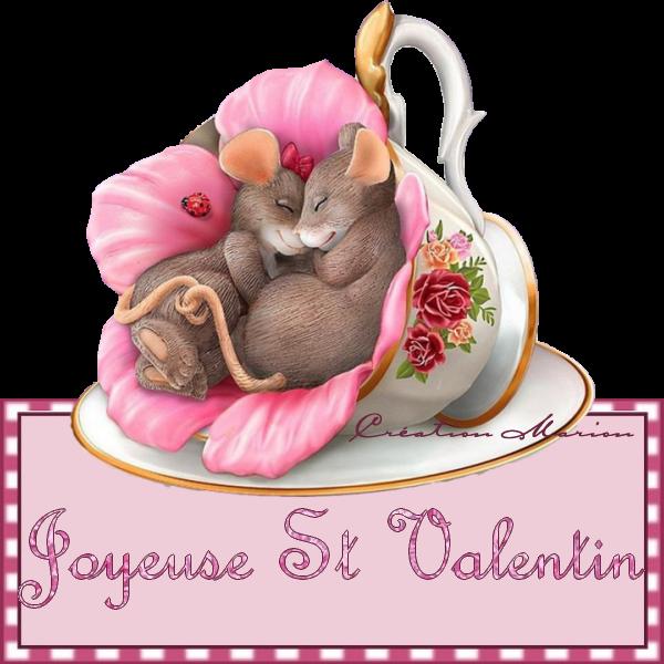 CREATIONS POUR LA ST VALENTIN... Prenez si vous aimez...