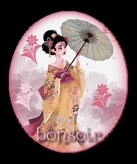 BONSOIR...