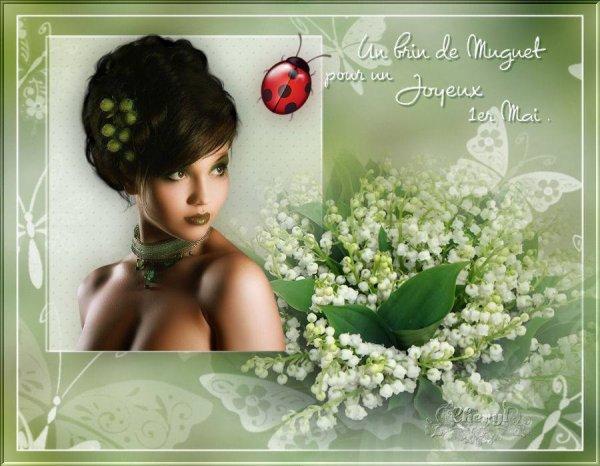 BELLE CREATION DE MON AMIE CHERYL