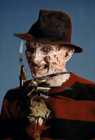 Freddy Krueger VS Johnny depp