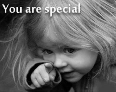 tu eres especial