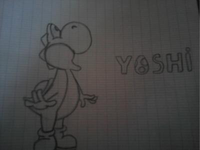 Yoshi, c'est mon ami...