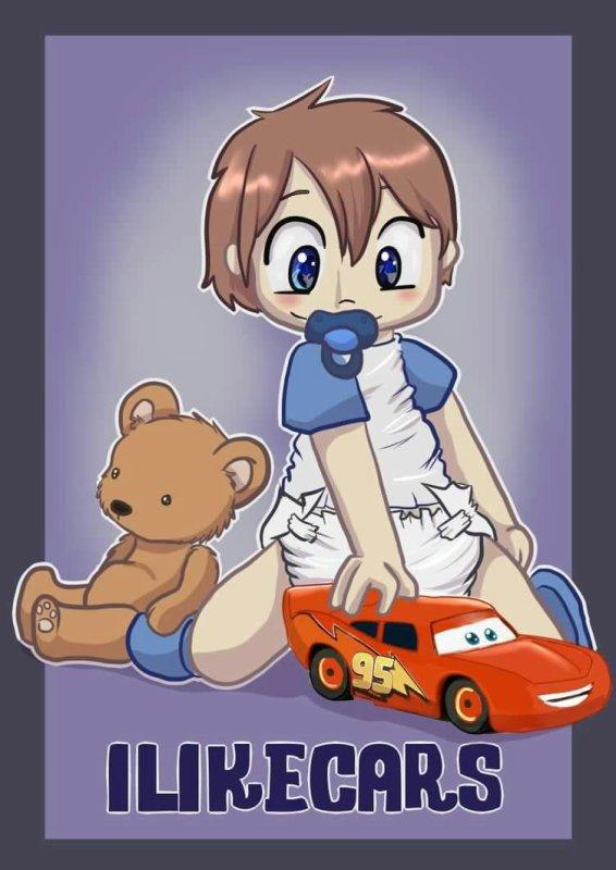 Diaper boy 10 ❤