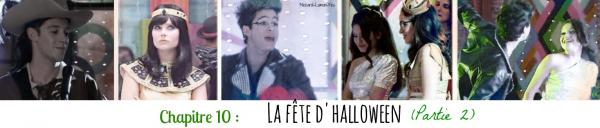 Chapitre 10 : La fête d'halloween (partie 2)