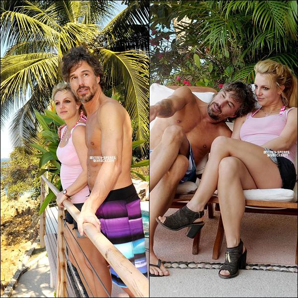 Britney Spears : « Le meilleur anniversaire de ma vie ! »    Britney est bien décidée à faire comprendre qu'elle est très heureuse avec Jason , son compagnon. La semaine dernière, le magazine américain Star annonçait en couverture que Britney se faisait battre par Jason . Ces allégations étaient étayées par l'enregistrement d'une conversation téléphonique entre Britney et un de ses ex dans laquelle elle confiait avoir reçu des coups de son Jason, Britney a  rapidement réagi en clamant que le mag Star s'était basé sur des enregistrements bidon. Britney prenant la pose avec son Jason sur le balcon de la luxueuse villa mexicaine qu'ils avaient louée la semaine dernière pour son anniversaire, Britney étale son bonheur aux yeux des lecteurs. « Mon week-end d'anniversaire avec Jason a été incroyable. Le meilleur anniversaire de ma vie ! » , s'extasie-t-elle dans le magazine.