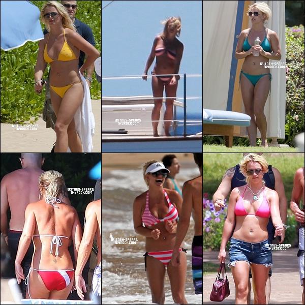 Alors un corps Toujours au TOP ou pas pour la Spears  ?   Quel maillot aime tu le plus/le moin ?