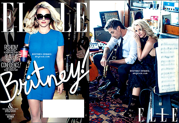 VOICI LE PHOTOSHOOT POUR ELLE MAGAZINE + INTERVIEW !