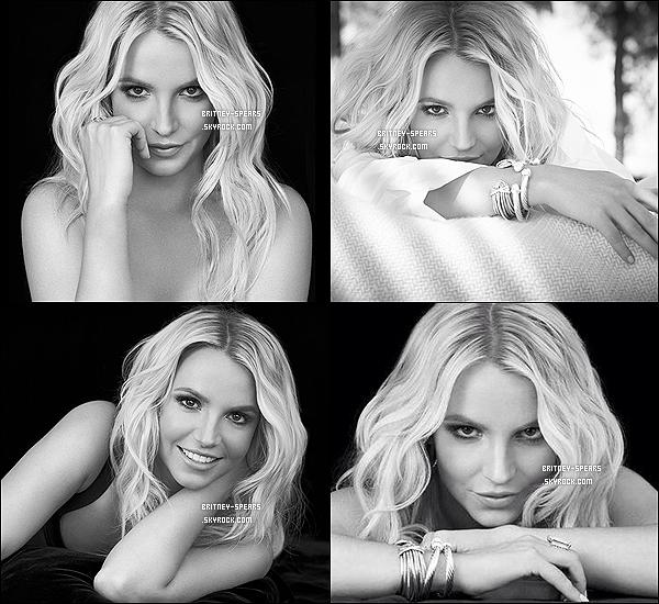 Shooting datant de 2013 par Michelangelo Di Battista pour l'album Britney Jean.