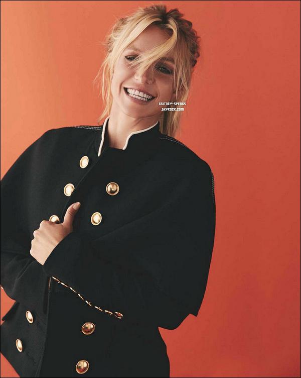 Nouveaux clichés de Britney disponibles pour le magazine Marie Claire version UK du mois d'octobre.