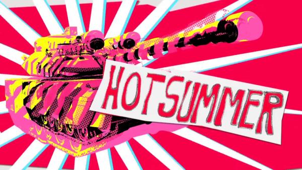 f(x) - Hot Summer