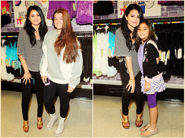 Shopping with Selenators : So Cuuuute !