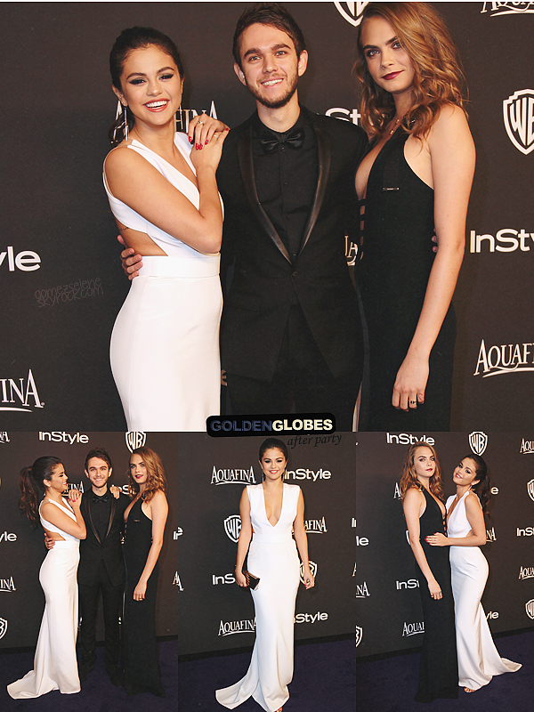 Golden Globes After Party 2015.