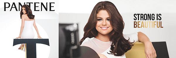 Selena X Pantene