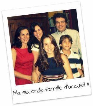 Ma seconde famille.