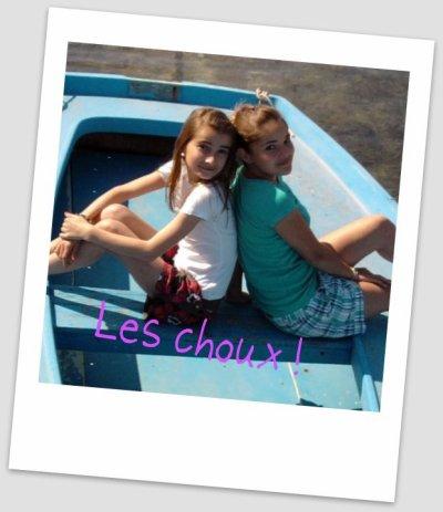 """Les Choux sur la """"Petite Barque"""""""