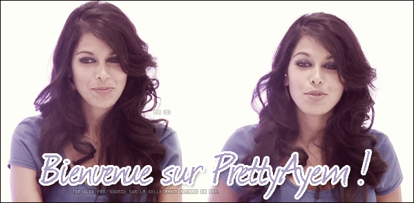 création by prettyayem (c) + biographie by TF1.