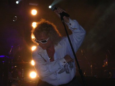 MICHEL POLNAREFF THEATRE ANTIQUE D'ORANGE ZE TOUR 2007( photo de @samphil )