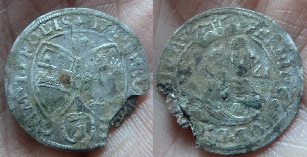 3 kreuzer de Fredinand III d'autriche de 1641