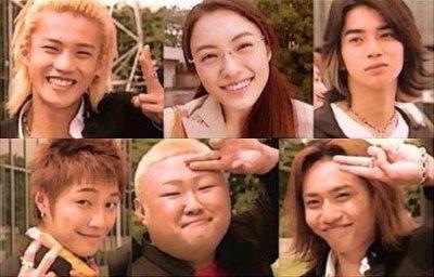 Gokusen saisons 1,2,3 + Le Film
