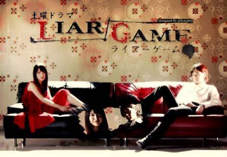 LIAR GAME saison 1,2 + Film