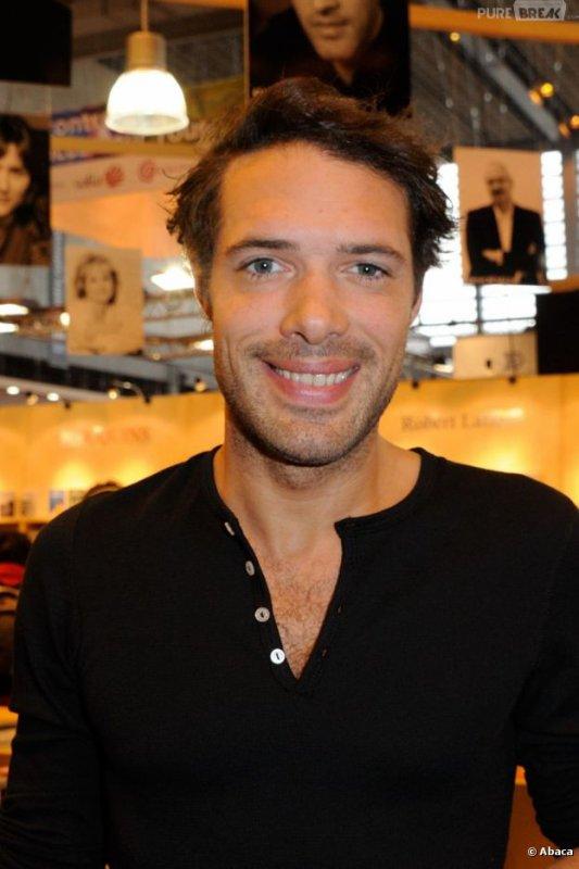 Nicolas Bedos... Au salon du livre