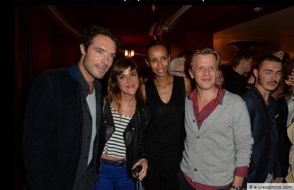 'Tsoin Tsoin' Premiere à Paris
