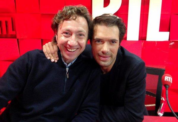 """Nicolas Bedos était invité dans """"A La Bonne Heure"""" ce matin !"""