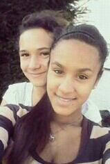 Je vous presente Ma petite soeur ! ❤❤