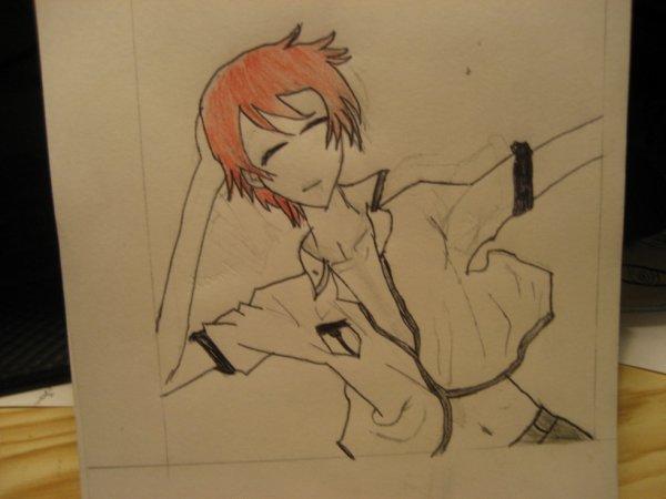 Mon dessin pour le concours de Baka-Concours-Manga