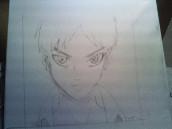 Eren - shingeki no kyojin ^^