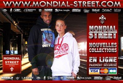 Bienvenue sur MONDIAL-STREET.COM