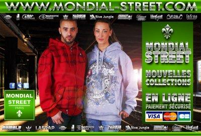 -70% DE RÉDUCTION SUR TOUTE LA BOUTIQUE http://WWW.MONDIAL-STREET.COM