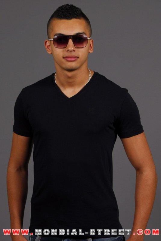 Tee shirt Cipo & Baxx sur www.Mondial-Street.com