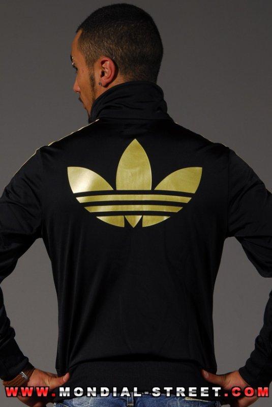 """Veste """"Fire bird"""" Adidas originals sur www.Mondial-Street.com"""