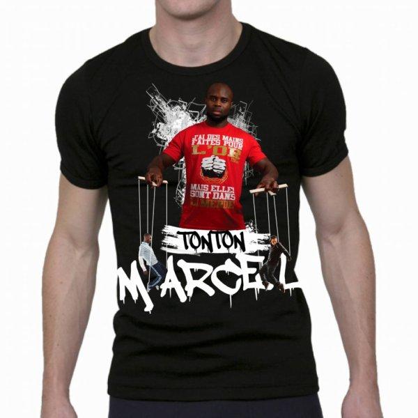 Prochainement la ligne de T Shirt TONTON MARCEL sur MONDIAL-STREET.COM