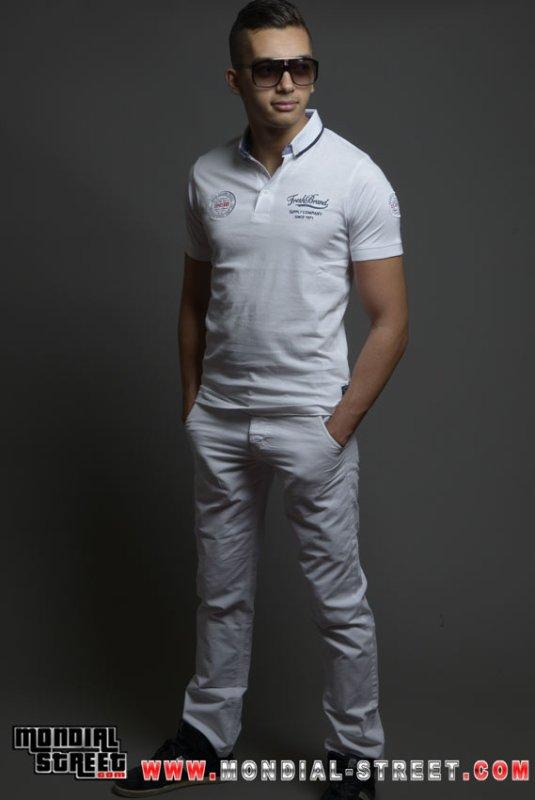 Polo FRESH BRAND vendu sur WWW.MONDIAL-STREET.COM