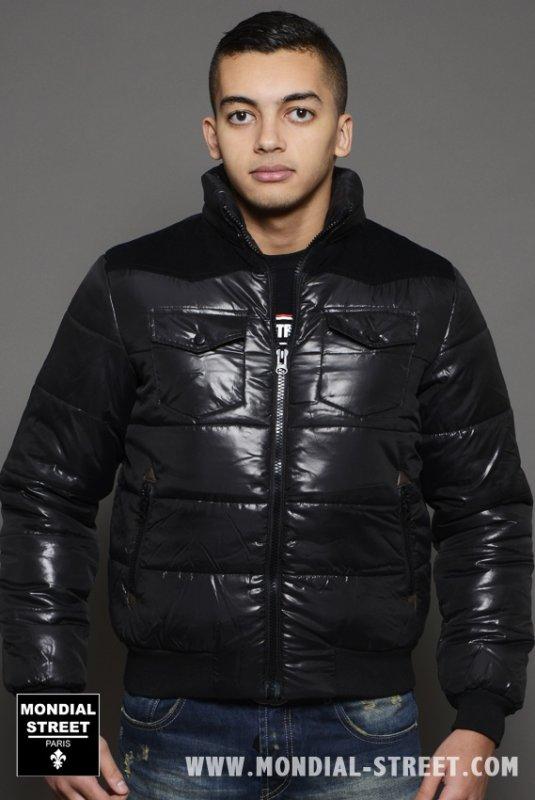 Blouson Doudoune en vente sur www.Mondial-Street.com